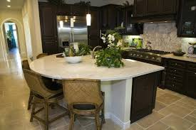 rounded kitchen island kitchen islands large half circle white topped kitchen