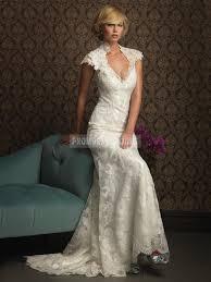 lace keyhole back wedding dress weddingcafeny com
