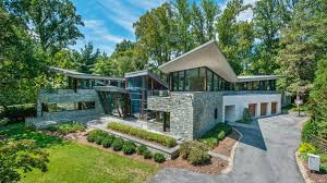 living among trees inside bethesda home that sold for