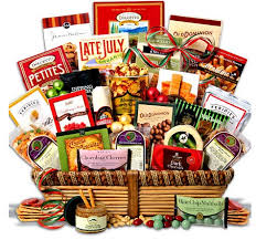 holiday gift guide gourmet gift baskets support our military