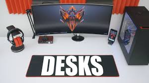 Best Computer Desks Top 5 Best Desks 2016 Youtube