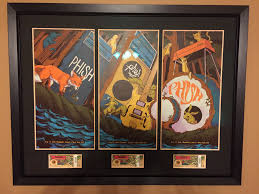 what are some of your favorite phish posters phish