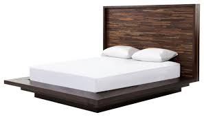 Platform Bed Wood How To Choose The Right Headboard For Platform Bed Home Design