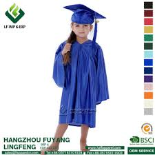 kindergarten cap and gown kindergarten graduation gown children s graduation cap gown buy