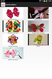 different types of hair bows hair bows android apps on play