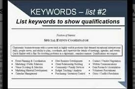 Resume Words To Use  keyword for resume keyword for resume       keywords The Balance