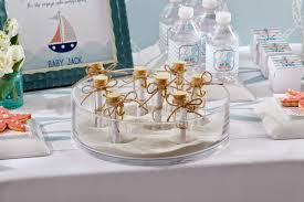 nautical baby shower favors baby on board nautical baby shower play party plan