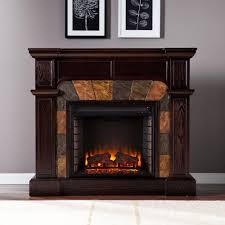 southern enterprises avery 45 5 in convertible electric fireplace