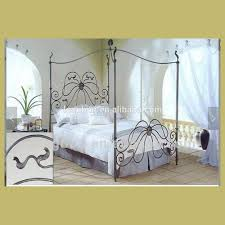 top selling dreamlike modern iron canopy beds buy modern iron