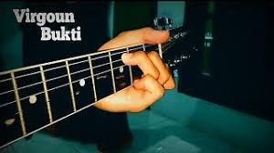 tutorial gitar lagu virgoun bukti kunci gitar lagu virgoun