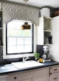 best modern kitchen window treatments delighful modern kitchen