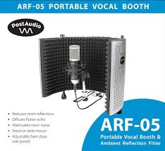 Ray Booth Designer Amazon Com Post Audio Arf 05 Reflection Filter U0026 Vocal Booth