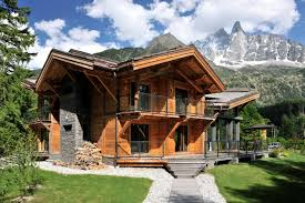 luxury summer chalets in the european alps