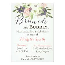bridal brunch invites custom wedding bridal shower invitation cards postcards