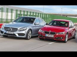 bmw 3 series or mercedes c class 2016 bmw 3 series vs mercedes c class exterior interior