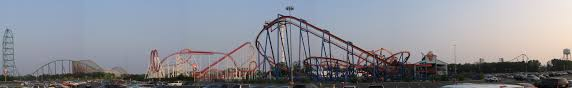 New York Six Flags Great Adventure File Sfgadv Skyline Jpg Wikimedia Commons