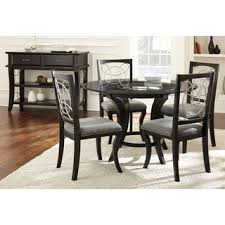 Black Kitchen Sets At The Amusing Black Kitchen Table Home - Black kitchen table