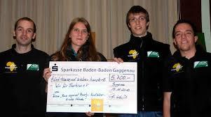 Sparkasse Baden Baden Bild Scheck 2010 Jpg