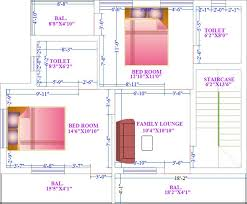 Duplex Floor Plan by 1200 Sq Ft 3 Bhk Floor Plan Image Appolo Presidency Simplex And