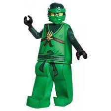 Ninja Halloween Costumes Lego Ninjago Lloyd Prestige Halloween Costume Child Size Ebay