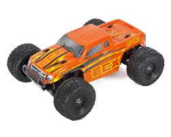 ecx ruckus 1 18 rtr 4wd electric monster truck ecx01000t2 cars