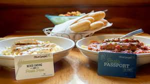 olive garden s never ending pasta passes are selling on ebay am