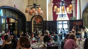 Paris Las Vegas Interior French Food At Mon Ami Gabi At Paris Hotel On Las Vegas Strip