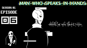 gaster the who speaks in gaster s regret who speaks in episode 6