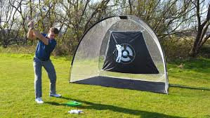 super size golf driving net by links choice youtube
