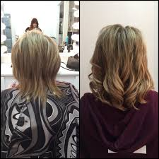 Before After Hair Extensions by Before And After Added Heads Hair Extensions To Add Fullness