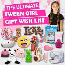 gifts for tween tween confident and