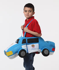 police halloween costume kids arkmipa costumes blue police car wrap u0026 ride dress up zulily