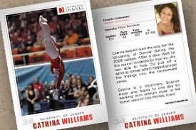 sports trading card template blank trading card template