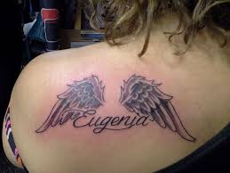wing tattoos give you the freedom to fly wings with