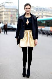 how to wear black tights with everything thefashionspot