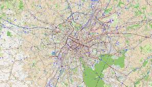 Brussels Metro Map by Large Brussels Maps For Free Download And Print High Resolution