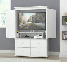 Flat Screen Tv Armoire Entertainment Tv Armoires Ebay