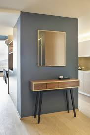 Wall Console Table How To Match Wall Colors With Your Modern Console Table