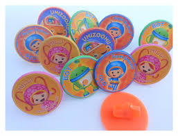 umizoomi cake toppers 12 team umizoomi rings cupcake toppers birthday
