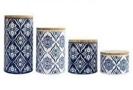 pottery canisters kitchen ceramic kitchen canisters sets open travel