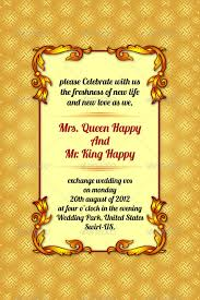 marriage invitation card sle second marriage wedding invitation 16 psd jpg indesign