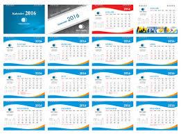 desain kalender meja keren download gratis kalender 2016 corel cdr percetakan tangerang