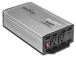 amazon black friday usb power adapter amazon com bravo view inv 1600u 1600w power inverter with dual