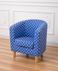 Tub Chair Kids Children U0027s Tub Chair Armchair Sofa Seat Stool Fabric Upholstered