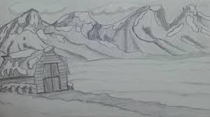 michael u0027s art stream sketching ideas snowy barn u0026 halloween idea