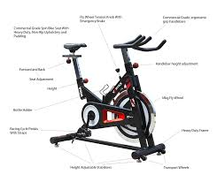 home spinning bike v500 holistic gym equipment