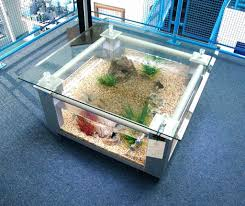 30 gallon aquarium hood coffee table modern fish tank stand dining