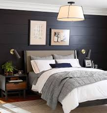 Bedroom Lights Bedroom Shiplap Wall In Bedroom Black Master Lighting Ideas Low
