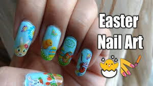 easter nail art easter nail designs cute easter nails easter