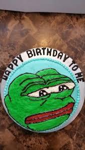 Meme Cake - pepe the frog meme cake memes pinterest frogs meme and memes